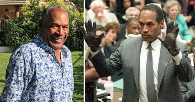 OJ Simpson says 'life is fine' 25 years after infamous double murder