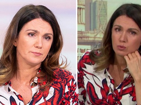 Susanna Reid tears up as pensioner gets emotional over BBC's decision to scrap free TV licences for over-75s