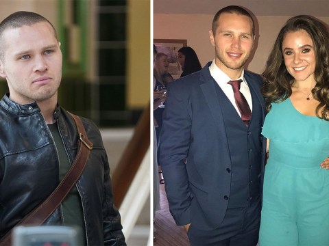 EastEnders star Danny Walters 'splits' from long-term girlfriend Lily Smith
