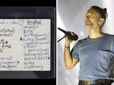 Radiohead make 18 hours of stolen OK Computer sessions available after ransom threat