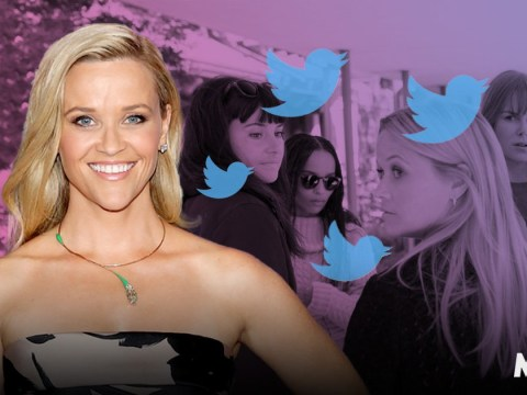 Reese Witherspoon live-tweeting Big Little Lies season 2 is what dreams are made of