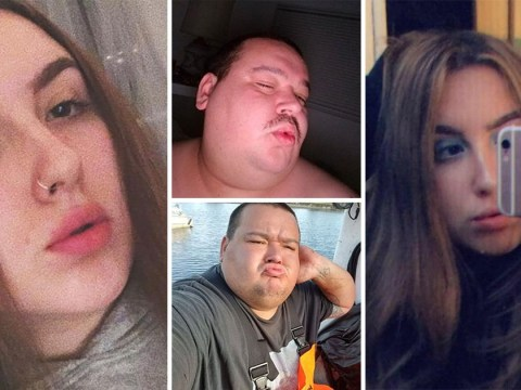 Dad hilariously copies all his daughter's social media selfies