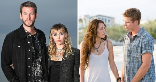 Miley Cyrus and Liam Hemsworth anniversary