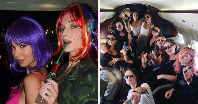 Sophie Turner throws epic hen party in Benidorm, Berlin and Prague