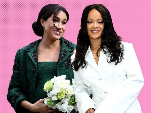 Rihanna 'secretly becomes friends' with Meghan Markle after moving to London