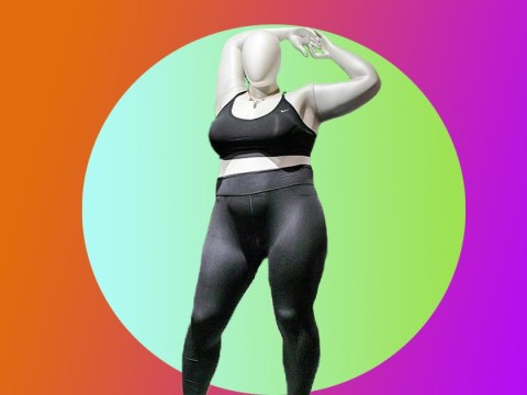 Women tell us why they love Nike's plus-size mannequins