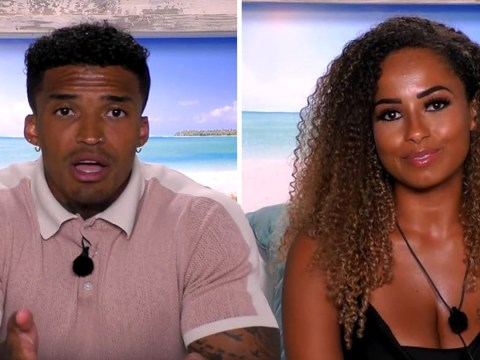 Love Island's Amber Gill thanks Michael Griffiths for making her win 2019 series