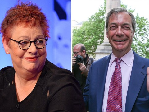 Jo Brand 'battery acid' comment to be assessed by police