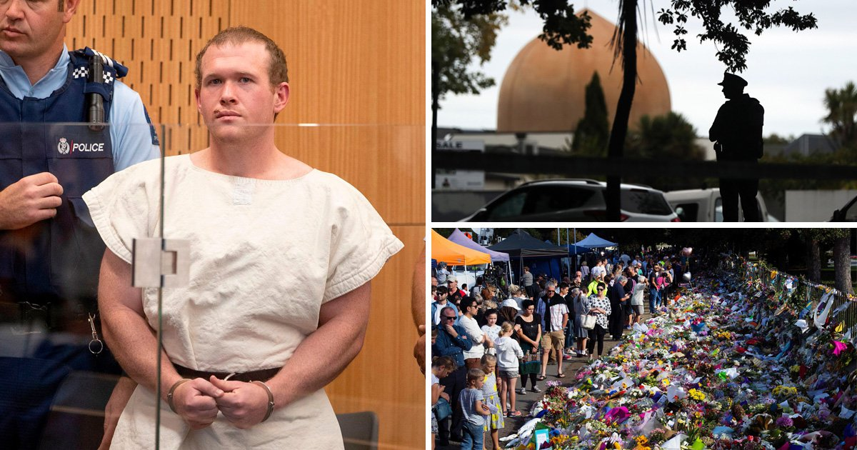 Suspect Brenton Tarrant pleaded not guilty to a Christchurch attacks on Mar 15