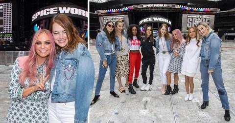 Emma Stone Has Finally Met Spice Girls Metro News