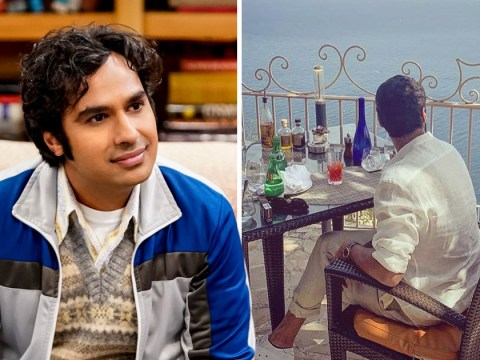 What happened to Kunal Nayyar? The Big Bang Theory fans pining over Raj star after radio silence