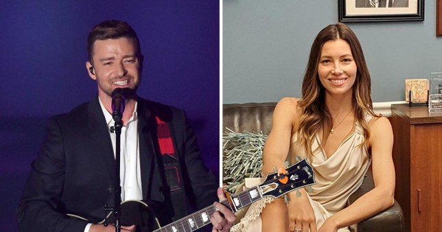 Jessica Biel stays at home after 'anti-vaxx' backlash as Justin Timberlake reps red carpet solo