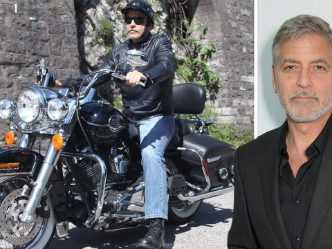 George Clooney's motorbike accident was 'much worse' than we knew: 'I was very lucky'