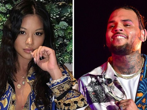 Chris Brown 'to be father for second time' with ex-girlfriend Ammika Harris