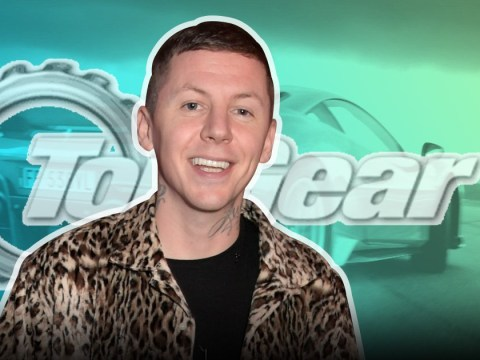 Professor Green wants another go on Top Gear after 'annoying' first appearance
