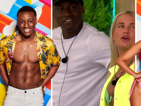 Love Island's Sherif Lanre axed after kicking Molly-Mae Hague in the groin