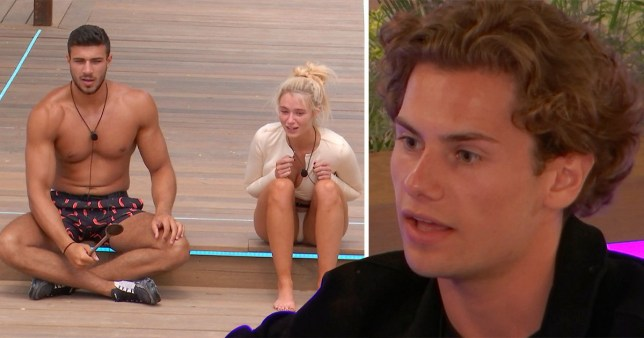 Love Island viewers sympathise with Lucie Donlon as contestants question her friendship with Tommy Fury