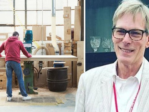 Furniture maker 'told to stop using broom because of health and safety'