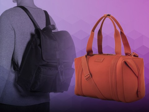 The best smart gym bags that you can also use for work