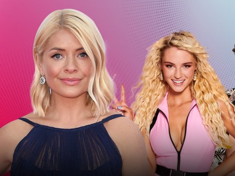 Holly Willoughby has her say on Lucie Donlan and Joe Garratt Love Island row: 'I don't like that'