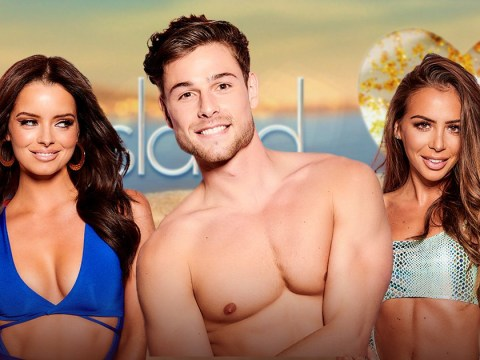 Love Island's Maura Higgins eyes up feud with Elma Pazar over Tom Walker: 'She's going to get in the way'