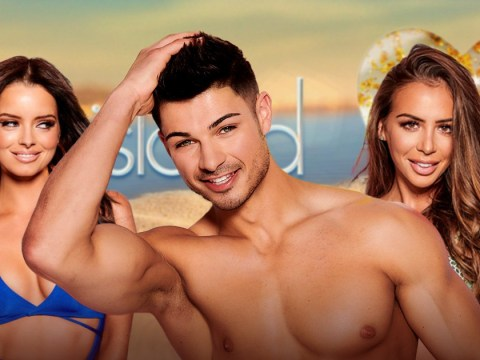 Love Island's Anton Danyluk instigates three-way snog with Maura Higgins and Elma Pazar