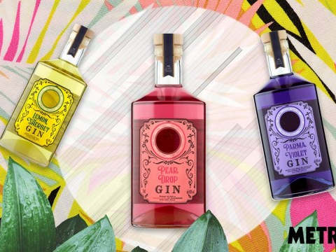 Asda launches three new gins that taste like your favourite sweets
