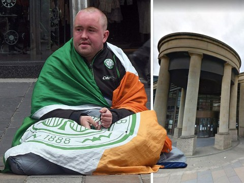 Beggar raped woman who stopped to ask if he needed help
