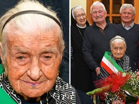 Oldest person in Europe dies aged 116