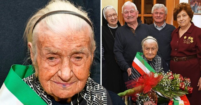 Europe's oldest woman has died at the age of 116