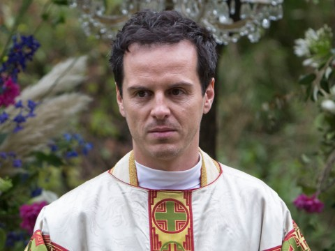 Fleabag's Andrew Scott baffled by his 'Hot Priest' fame and we love him even more for it