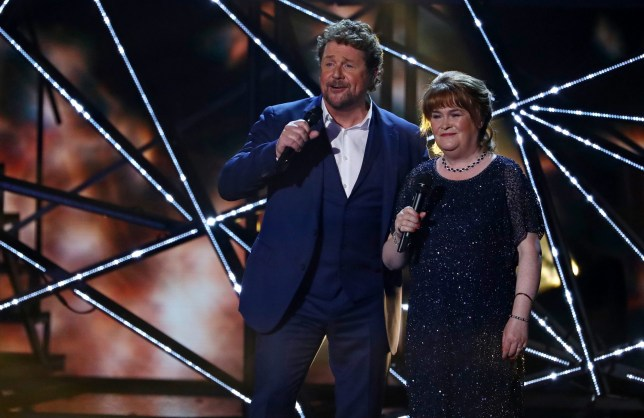 When does Britain's Got Talent: The Champions start and who is in it with Susan Boyle?