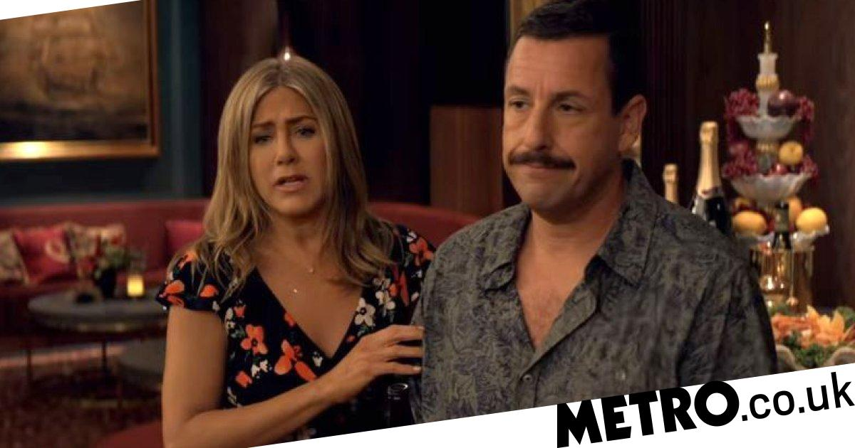 Netflix's Murder Mystery: Adam Sandler is funny and everyone