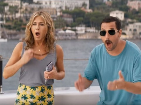 All the times Jennifer Aniston and Adam Sandler made fun of themselves in Netflix's Murder Mystery
