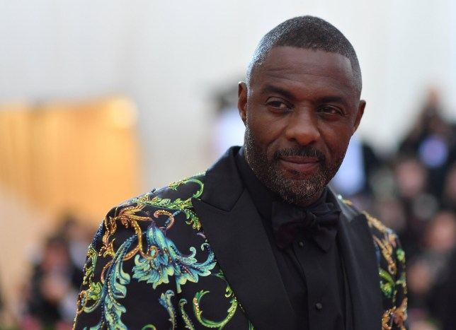 """English actor Idris Elba arrives for the 2019 Met Gala at the Metropolitan Museum of Art on May 6, 2019, in New York. - The Gala raises money for the Metropolitan Museum of Arts Costume Institute. The Gala's 2019 theme is Camp: Notes on Fashion"""" inspired by Susan Sontag's 1964 essay """"Notes on Camp"""". (Photo by ANGELA WEISS / AFP)ANGELA WEISS/AFP/Getty Images"""