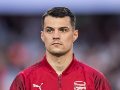 Granit Xhaka keen on Arsenal captaincy and dismisses Inter links