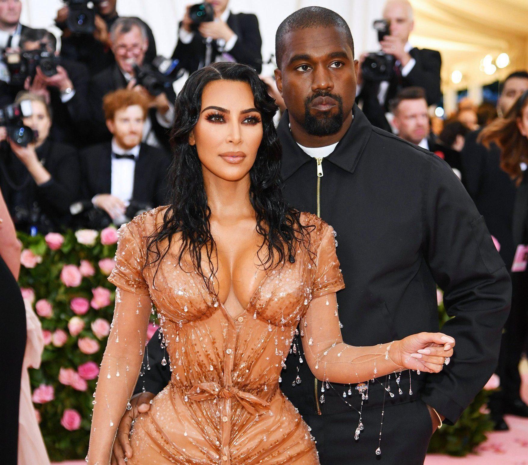Kanye West recalls 'magnetic attraction to Kim Kardashian