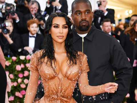 Kim Kardashian truly suffers for fashion as she admits Met Gala corset left her in 'worst pain of her life'