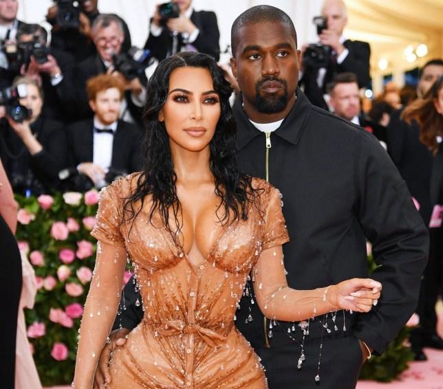 Kim Kardashian et Kanye West Dating histoire