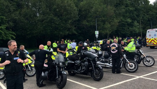More than 30 arrested at Hells Angels UK anniversary event