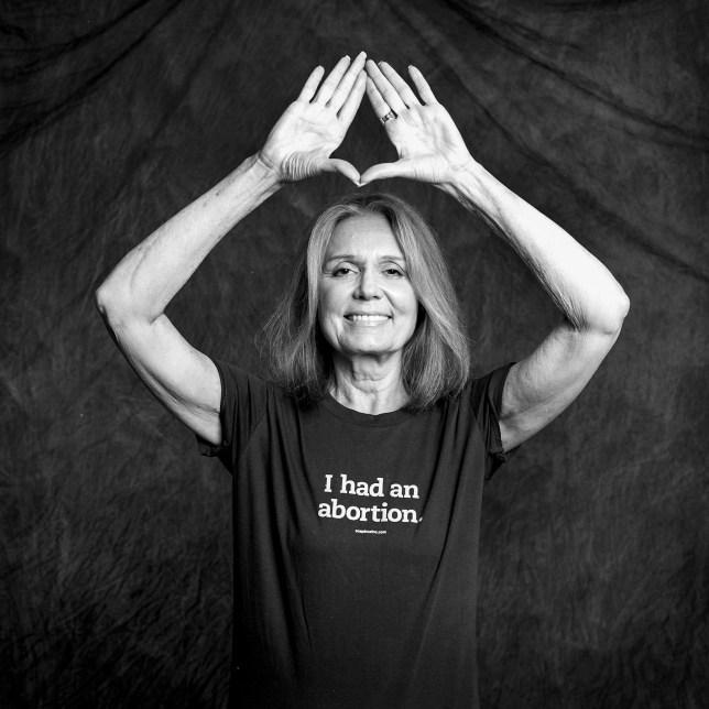 Gloria Steinem Picture: Tara Todras-Whitehill