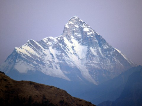 Several Britons missing in Himalayas after attempting to scale unclimbed peak