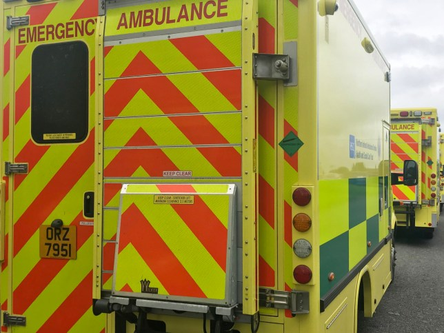 An ambulance from the Northern Ireland Ambulance Service. More than 400 paramedics are attacked every year in Northern Ireland, it can be revealed. PRESS ASSOCIATION Photo. Picture date: Sunday June 2, 2019. The attacks ranged from verbal to physical, including biting, lacerations and bruising. Paramedics have been left with injuries including concussion, sickness and pain.See PA story ULSTER Paramedics. Photo credit should read: Rebecca Black/PA Wire