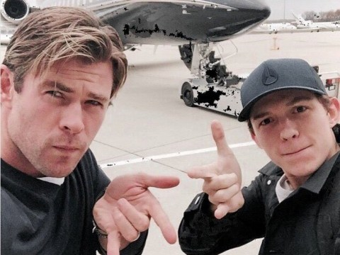 Avengers Endgame stars Chris Hemsworth and Chris Pratt give 'big legend' Tom Holland birthday shout outs