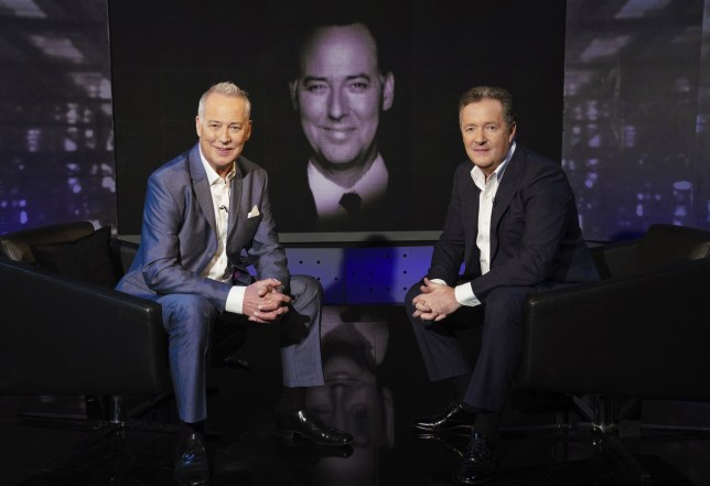 Michael Barrymore on Piers Morgan's Life Stories
