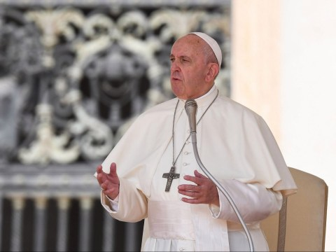 Pope changes Lord's Prayer by removing bit about him leading us into temptation