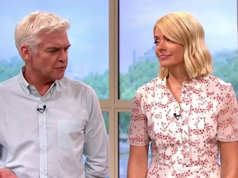 Finally we know what Holly Willoughby and Phillip Schofield really do in This Morning ad breaks