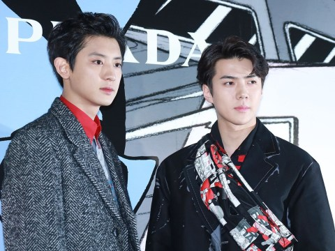 EXO's Sehun and Chanyeol are releasing a joint album