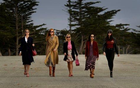 Reese Witherspoon, Shailene Woodley & Nicole Kidman in Big Little Lies