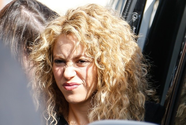Shakira in court for tax evasion charges in June 2019
